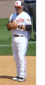 Baltimore Orioles unifomrs