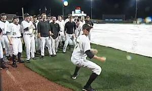 Rain Delay in Baseball