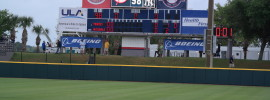 Grapefruit League Stadiums: #12 Space Coast Stadium