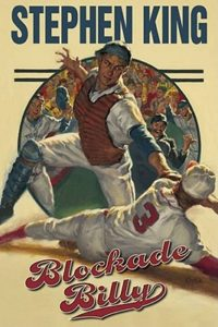 Blockade Billy Stephen King Baseball Books