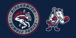 Minor League Baseball Name Changes Binghamton Rumble Ponies