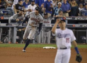 Astros, Dodgers set World Series Home Run Record